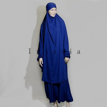Jilbab sarouel by Inissia Grossiste Aubervilliers
