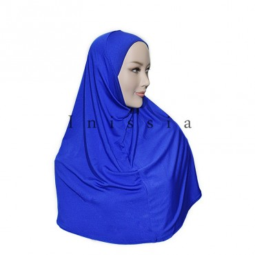 Hijab lycra 1 pc - Grossiste Inissia