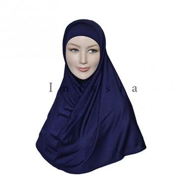 Hijab lycra 2 pièces - Grossiste Inissia