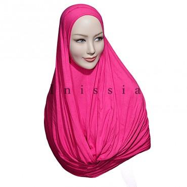 Grossiste snood croisé femme musulmane