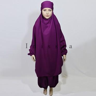 jilbab enfant sarouel
