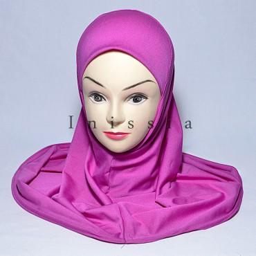 Grossiste hijab lycra enfant