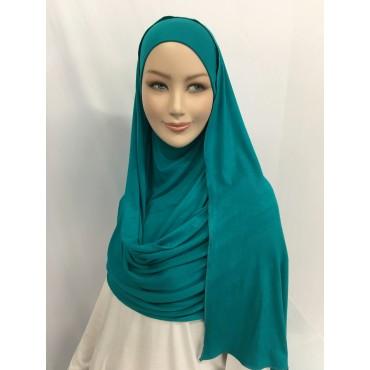 Hijab malaisien en viscose