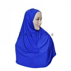 Hijab lycra 1 pc - Grossiste Inissia