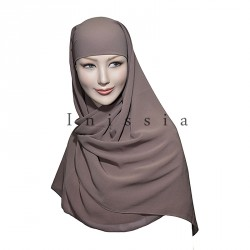 foulard simple