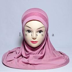 hijab lurex enfant