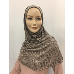 HIJAB FACON TWEED