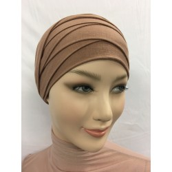 TURBAN MULTI CROISE VISCOSE